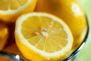 варенье из лимона с цедрой