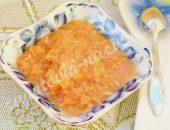 аджика с яблоками и морковью