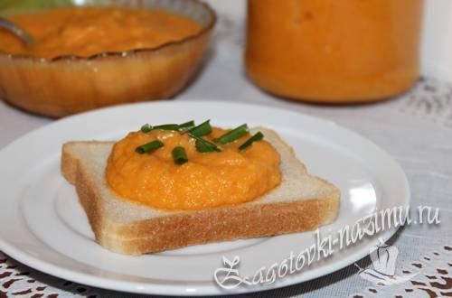 Кабачковая икра с помидорами, рецепт