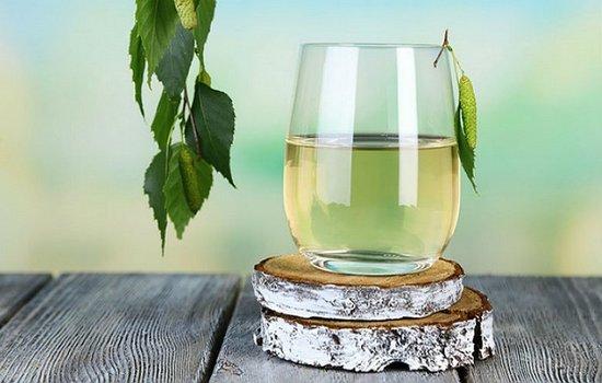 лимонад из березового сока