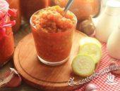Кабачковая икра рецепт простой и вкусный на зиму