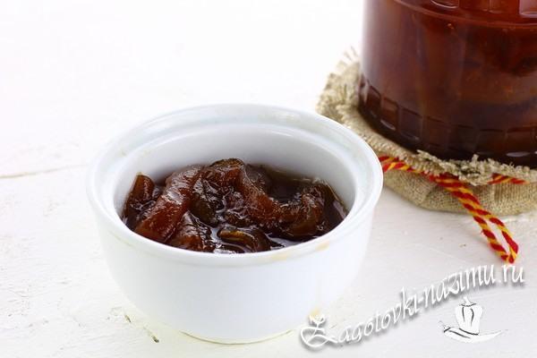 Простой рецепт варенья из персиков