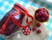 Варенье из малины на зиму простой рецепт варить 15 минут