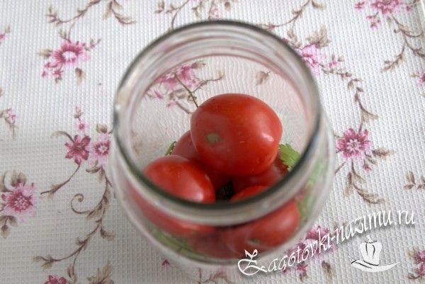 Добавьте помидоры