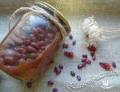 Фасоль в томате на зиму как в магазине