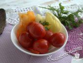 Квашеный болгарский перец на зиму
