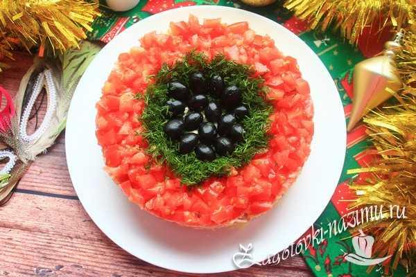 Классический салат «Карнавал» рецепт с фото пошагово
