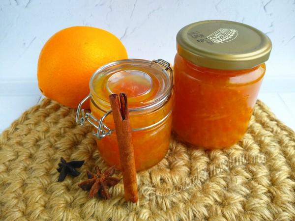 Варенье из тыквы с апельсином и лимоном - рецепт с фото пошагово