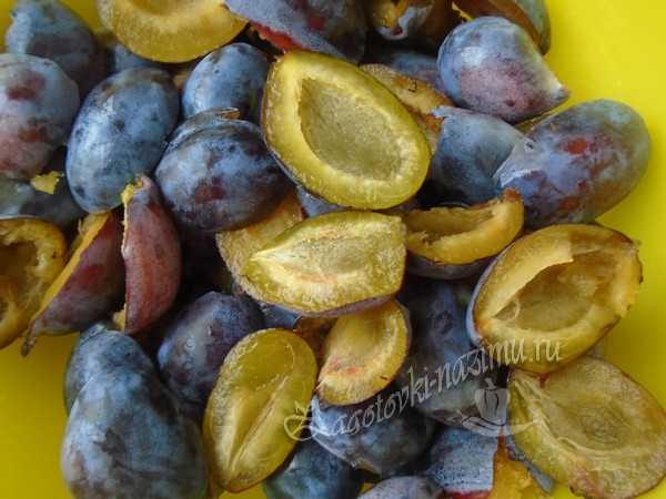 Убрать косточки из ягод