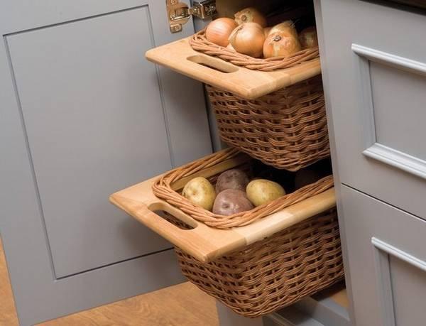 Как хранить картошку в квартире летом и зимой?