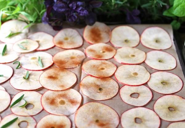 как сушить яблоки на солнце