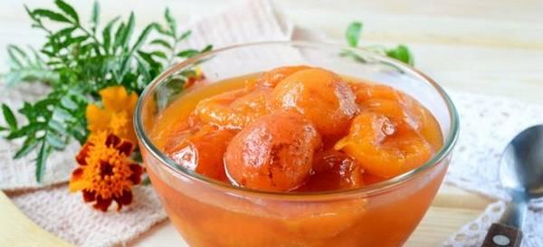 простой рецепт абрикосового варенья