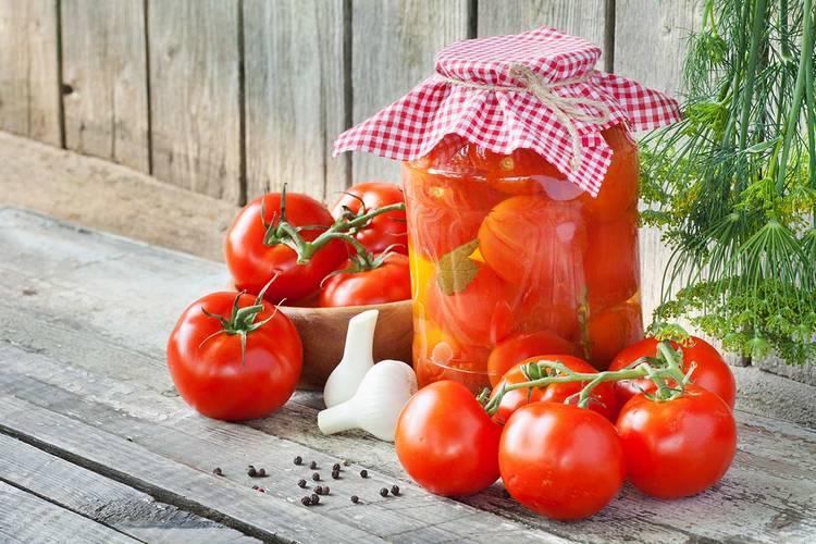 как мариновать томаты на зиму