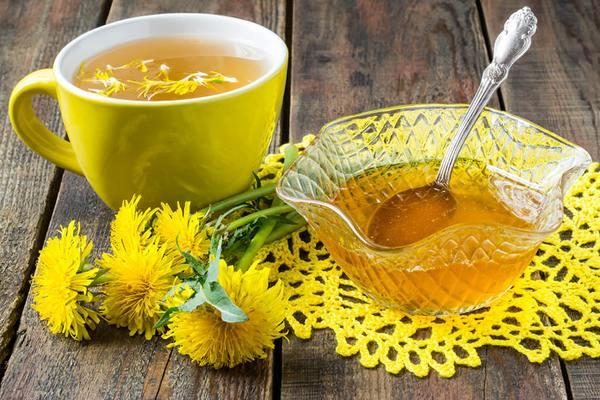Традиционный рецепт приготовления меда из одуванчиков