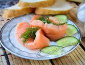 Сёмга слабосолёная в домашних условиях - рецепт с фото пошагово, быстро