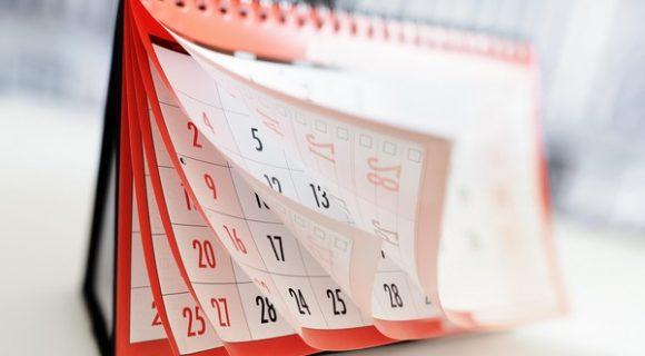 Как отдыхаем в ноябре 2018: официальные выходные, календарь