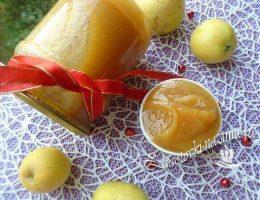 Повидло из яблок и груш