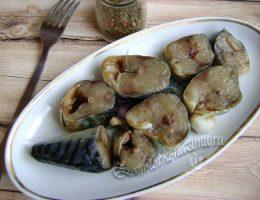 Скумбрия сухого посола в домашних условиях - очень вкусная, рецепт с фото пошагово