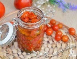 Вяленые помидоры в домашних условиях в духовке